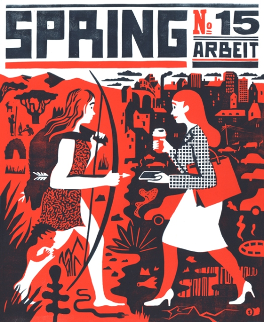 Spring#15 Cover1